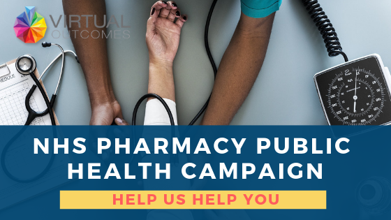 NHS Pharmacy Public Health Campaign