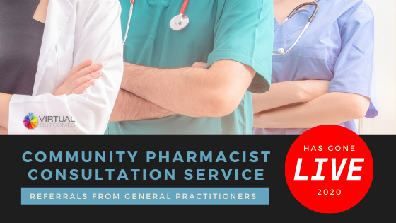 Community Pharmacist Consultation Service - GP Referrals